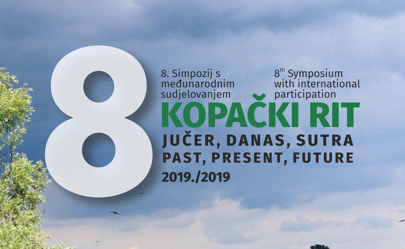 8. Simpozij s međunarodnim sudjelovanjem Kopački rit jučer, danas, sutra, 2019.